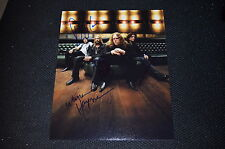 GOVT MULE signed Autogramm 20x25 cm In Person WARREN HAYNES Allman Brothers