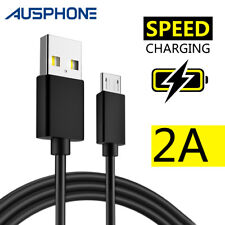 2M Micro USB Charging Data Cable for Samsung Galaxy S7 S6 S5 S4 S3 Nokia HTC M8