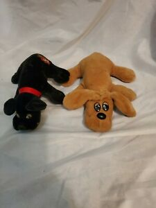 Vintage Tonka Pound Pets Lot Of 2 Puppies
