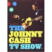 JOHNNY CASH - THE BEST OF THE JOHNNY CASH TV SHOW 2 DVD+++++++++++ NEW+