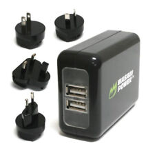 USB Port AU Plug AC Power Travel Home Wall Charger Adapter For Smartphone+Gopro