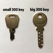2pc Lift keys fit for schindler elevator Lock ladder #300