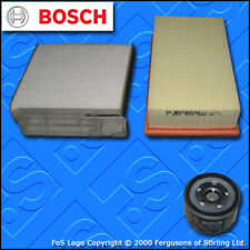 SERVICE KIT for NISSAN MICRA K12 1.5 DCI BOSCH OIL AIR CABIN FILTERS (2003-2007)