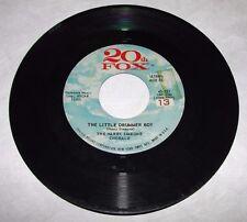 The Little Drummer Boy & Die Lorelei HARRY SIMEONE CHORALE 45 rpm 20th FOX 1958