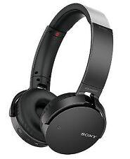 Sony Extra Bass MDR-XB650BT Wireless Headphones with Bluetooth & NFC (Black)