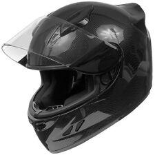 DOT Auto Race Car Racing Track Circuit Rally Kart Racetrack Full Face Helmet XL