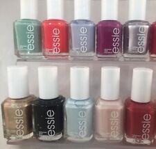 Lot of 10 ESSIE Wholesale Nail Polish Random Selection NO REPEATS) NEW Full Size