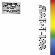 The Final [25th Anniversary Edition] [Slipcase] by Wham! (CD, Nov-2011, Sony Music)