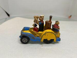 Corgi Juniors Whizzwheels 1008 Popeye's Paddle Wagon