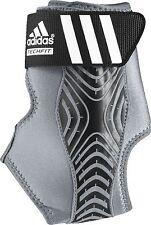 adidas Adizero Ankle Brace Grey/Black Right Large