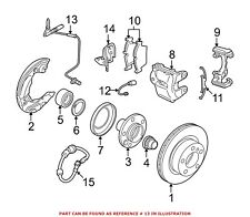 For BMW Genuine ABS Wheel Speed Sensor Front Right 34526764858