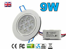 9W Light Bulbs Recessed Downlight Accessories