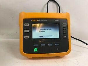 Fluke 1736 Power Logger Power Analyzer Recorder