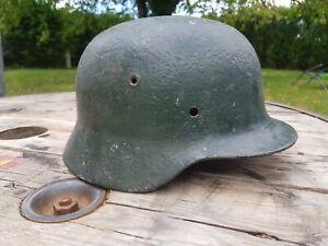 Militaria allemand ww2 casque