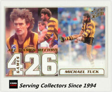 Hawthorn Hawks Case AFL & Australian Rules Football Trading Cards