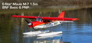 E-flite Eflite Maule M-7 Plug In Play PNP RC Electric Scale Airplane EFL5375