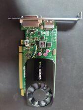 PNY Nvidia Quadro K620 2GB Graphic Card DVI & Display Port Graphics Video Card