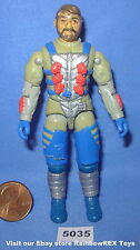1993 OZONE Grey Uniform Astro-Infantry Trooper GI Joe 3 3/4 inch Figure