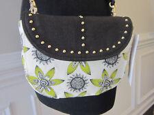 NEW SAKROOTS Jubilee Convertible Mini Crossbody Belt Bag Purse NWT