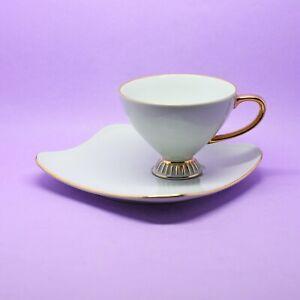 Westminster Duck Egg Blue Tennis Set No 247,Tea Cup & Saucer, Vintage,Australia