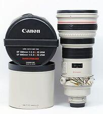 Canon EF 400mm f/2.8 USM IS L Lens UX Code Mint