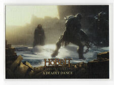 The Hobbit The Battle of the Five Armies - Base Card 74 Canvas Parallel 13/75