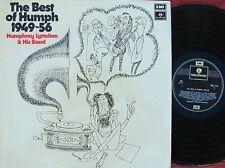 Humphrey Lyttelton ORIG UK LP Best of Humph 49-56 NM '71 MONO Jazz Swing PMC7147