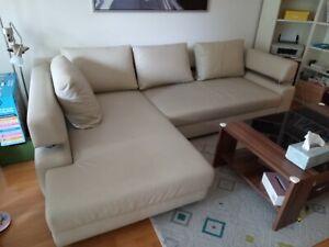 Sofa mit Bettfunktion / Schlafsofa