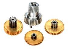 Micro servo con mteallgetriebe impermeable 1:16 Traxxas 2080x