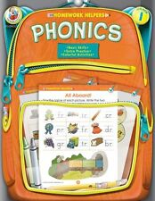 Phonics, Grade 1 (Homework Helper) by Frank Schaffer Publications