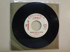 """LIVERPOOL SET:Seventeen Tears To The End-Change Your Mind-U.S. 7"""" 66 Columbia DJ"""