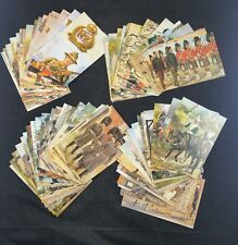 Collection of 71 Assorted Reproduction Harry Payne Postcards, Unused. Many Scots