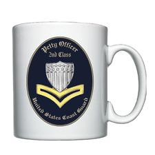 Petty Officer 2nd Class - Unites States Coast Guard USCG - Personalised Mug