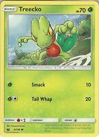 Pokemon SM Celestial Storm Card: Treeko - 8/168