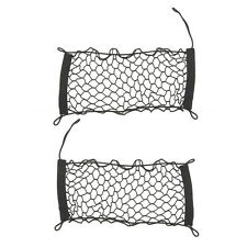 Set of 2 Chevy Malibu GM Convenience Side Security Nets 2008-2012 Cargo 19202911