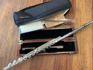 Brand New PEARL Flute - DOLCE CODA 695 w/10K Lip | C# Trill | D# rollr | Split E