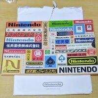 NINTENDO Company brochure Book Not for sale 2015 Mario Zelda Wii Swich U NEW