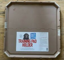 OUT! Dog Pad Holder Portable Tray Pet Training & Puppy Pads Protection For Leaks
