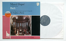 MARCEL DUPRE plays BACH Prelude/Fugue PHILIPS 6587501 BWV 532,543,548 LP NM