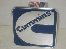 CUMMINS BLUE hitch cover, CUMMINS ,DODGE,FORD,CHEVY,TOYOTA