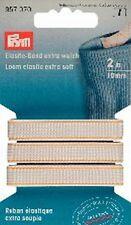 € 1,45/m PRYM Elastic-Band extra weich 10mm/ 2m weiß Gummiband Hosengummi 957070