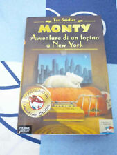 Monty Avventure di un topino a New York Tor Seidler