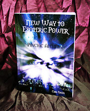 NEW WAY TO ESOTERIC POWER, Carl Nagel, Finbarr Grimoire Occult, Magick