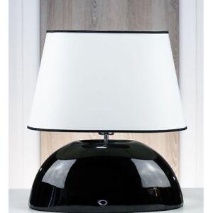 Ceramic Table Desk Lamp Oval Table Luminaire Jonas Fabric Stool Lamp