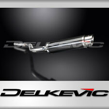 "BMW R1150RT 14"" Carbon Fiber Round Muffler Exhaust Slip On 00 01 02 03 04 05"