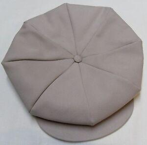 CASQUETTE VINTAGE RETRO SPORT TITANIC beige * IRLANDAISE MARSEILLAISE CAP