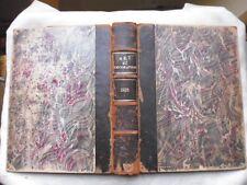 ART ET DECORATION. Revue Mensuelle d'Art Moderne. 1er & 2e semestre 1928