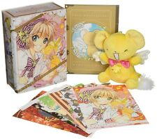 Card Captor Sakura 20th Anniversary Memorial Box Comic Booklet Plush Doll Japan