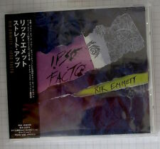 RIK EMMETT - Ipso Facto JAPAN CD OBI PSCW-5335 TRIUMPH
