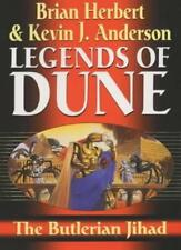 The Butlerian Jihad: Legends of Dune,Brian Herbert, Kevin J An ,.9780340823323